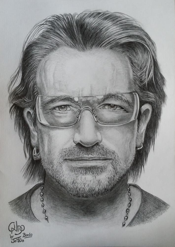 Bono by jeffcw